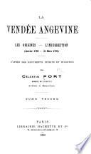 La Vendée angevine