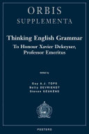 Thinking English Grammar