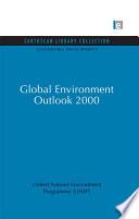 Global Environment Outlook 2000