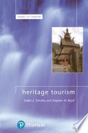 Heritage Tourism Book PDF