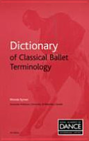 Dictionary of Classical Ballet Terminology