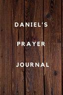 Daniel s Prayer Journal