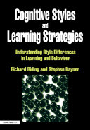 Cognitive Styles and Learning Strategies
