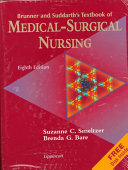 Brunner and Suddarth s Textbook of Medical surgical Nursing Book PDF