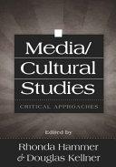 Media/cultural Studies