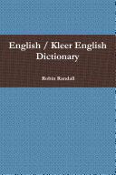 English   Kleer English Dictionary