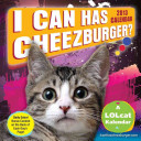 I Can Has Cheezburger  2013 Day to Day Calendar