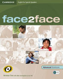 Face2face for Spanish Speakers Advanced Workbook with Key