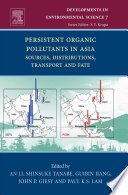 Persistent Organic Pollutants in Asia Book
