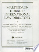 International Law Directory 2007
