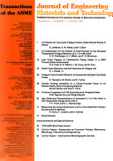 Journal of Engineering Materials and Technology Book