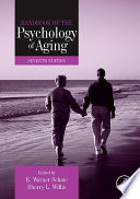 Handbook Of The Psychology Of Aging Book PDF