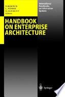Handbook on Enterprise Architecture