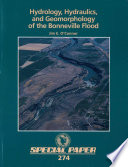 Hydrology  Hydraulics  and Geomorphology of the Bonneville Flood