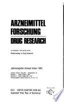 Arzneimittel Forschung