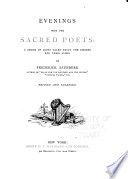 Evenings with the Sacred Poets Book