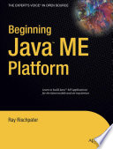 Beginning Java ME Platform Book