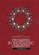 Pdf Progress in Inorganic Chemistry Telecharger