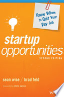 Startup Opportunities Book PDF