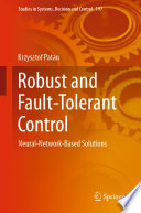 Robust and Fault Tolerant Control Book