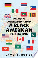 Human Communication     a Black American Perspective
