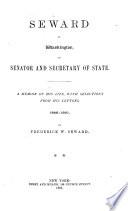 William H  Seward  1846 1861 Book PDF