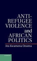 Anti Refugee Violence and African Politics