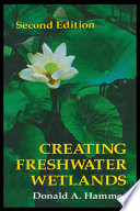 Creating Freshwater Wetlands Book