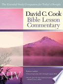 David C. Cook NIV Bible Lesson Commentary 2011-12