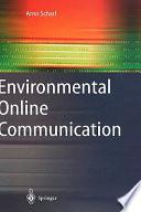 Environmental Online Communication Book