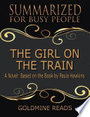 The Girl On The Train Pdf/ePub eBook