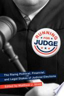 Running for Judge