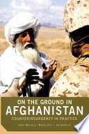 On the Ground in Afghanistan