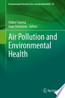 Air Pollution and Environmental Health Book