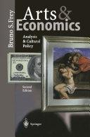 Arts & Economics Pdf/ePub eBook