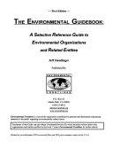 The Environmental Guidebook Book PDF