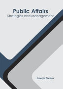 Public Affairs Strategies And Management