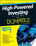 High Powered Investing All in One For Dummies Book