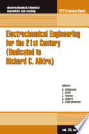 Electrochemical Engineering For The 21st Century Dedicated To Richard C Alkire  Book PDF