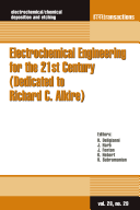 Electrochemical Engineering for the 21st Century  Dedicated to Richard C  Alkire