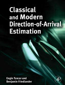 Classical and Modern Direction of Arrival Estimation