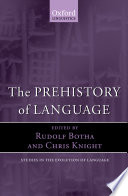 The Prehistory of Language