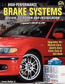 High-Performance Brake Systems