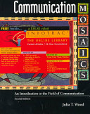 Communication Mosaics Book PDF