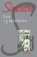 Les 13 mystères ebook