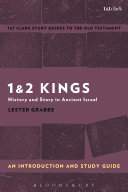 1 & 2 Kings: An Introduction and Study Guide: History and Story in ...