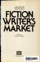 Pdf Fiction Writer's Market, 1985