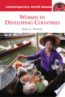 Women in Developing Countries  : A Reference Handbook