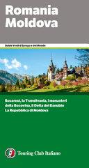 Guida Turistica Romania Moldova Immagine Copertina