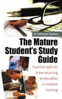 The Mature Student s Study Guide 2nd Edition